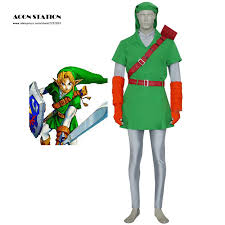Zelda Halloween Costumes Buy Wholesale Zelda Link Costumes China Zelda Link