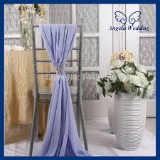cheap chair sashes wholesale sh001b wholesale 2015 cheap fancy wedding organza hot pink