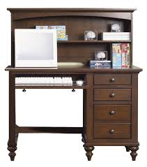 Student Desk With Hutch Furniture Abbott Ridge Student Desk Hutch And Base 277 Br70