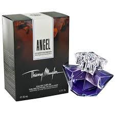 Le Journal Du Parfum Addicted Modern Mugler Angels Columns