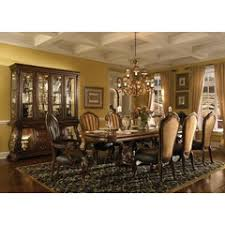 Michael Amini Dining Room Furniture Palace Gates Collection Aico By Michael Amini Furniture Beds