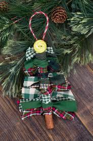 how to make scrap fabric tree ornaments scrap fabric scrap and