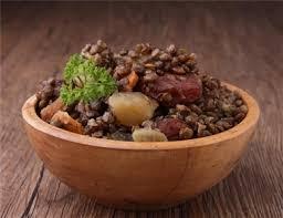 cuisine lentilles vertes lentilles vertes du puy à la graisse d oie longuement mijotées