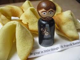 catholic cuisine st francis xavier fortune cookies