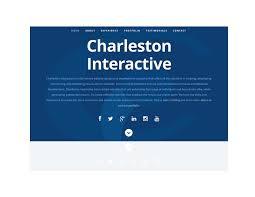 Home Design Interactive Website Charleston Web Design Services Charleston Interactive