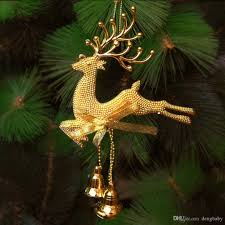 2018 new decorations for deer reindeer hanging