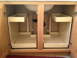 under cabinet storage kitchen storage bins under sink storage shelves bathroom cabinet bins