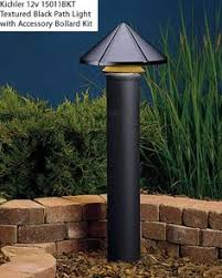 Best Landscape Lighting Brand Hadco Horizon Pagoda Path Lights Low Voltage Line Voltage And