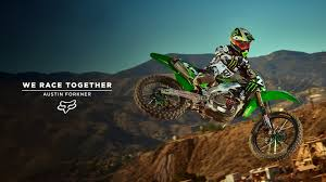 fox sports motocross fox mx presents austin forkner we race together youtube