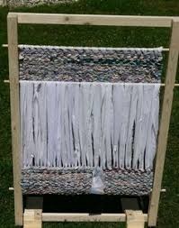 How To Make A Rag Rug Weaving Loom How To Make Your Own Peg Loom Peg Loom Winter And House