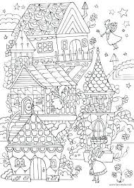 printable gingerbread house colouring page gingerbread house coloring pages houses coloring pages house
