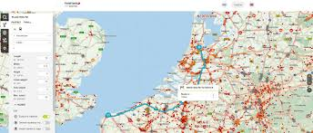 Truck Route Maps Tomtom Mydrive Route Planning U2013 Now Available For Truckers