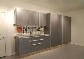 garage cabinets with sliding doors garage sliding door cabinets space saving solutions
