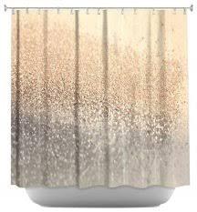 Kess Shower Curtains Glitter Shower Curtains Design 2 Kess Inhouse Debbra