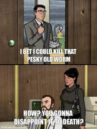 Sterling Archer Meme - 20 times cyril from archer was our favorite beta male dorkly post