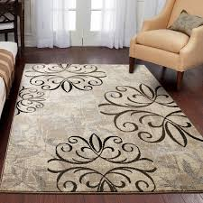 Walmart Area Rugs 5x8 Better Homes And Gardens Iron Fleur Area Rug Or Runner Walmart Com