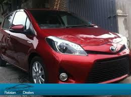 toyota dealers used cars for sale toyota vitz is a used car from a bukhari the car dealer in