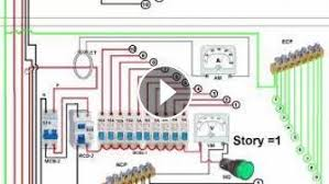3 phase wiring installation in house 3 phase distribution board