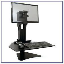 desk sit stand desk conversion kit sit stand desk converter dual