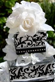 black and white centerpieces wedding centerpieces black and white wedding party decoration