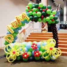 arch decoration 43 best balloon arch decoration images on balloon arch