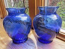 Cobalt Blue Vases Cobalt Blue Vase Cobalt Ebay