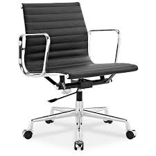 furniture office eames aluminum group management chair no arms