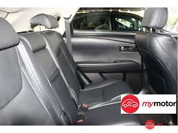 lexus rx used malaysia 2014 lexus rx for sale in malaysia for rm235 000 mymotor