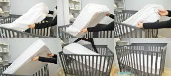 Memory Foam Crib Mattress Topper Baby Crib Memory Foam Topper 3 Memory Foam Crib Mattress Topper