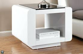Small White Side Table Furniture Modern Small White Side Table Design Ideas Small