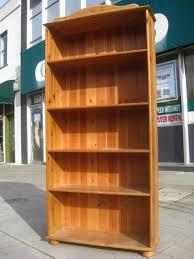 furniture home walmart tall bookshelves design modern 2017