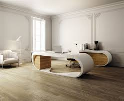 Minimalist Modern Design Office And Workspace Designs Minimalist Modern Style Desk Table
