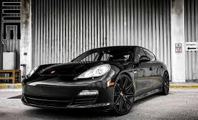Porsche Panamera Black Rims - porsche panamera milan xo luxury wheels