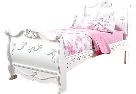 White Princess Bed Frame Disney Princess Bed Frame White Princess Bed Frame