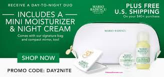 mario badescu 4pc free gift w purchase makeupbonuses com