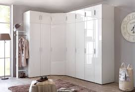 armoire d angle chambre armoire d angle adulte design laquée blanche shella armoire d