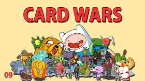 wars cards adventure time card wars cards w swimmingbird941 09