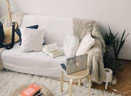 ugly couch slipcovers the ugly couch makeover my budget home decor