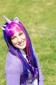 Twilight Sparkle Halloween Costume Twilight Sparkle Cosplay Costume Ear Horn Cuernos