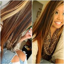 pics of women with blonde hair with lowlights women s hair color ideas new long brown hair with blonde
