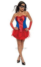 ladies spider costume ladies red tv and film costumes ebay