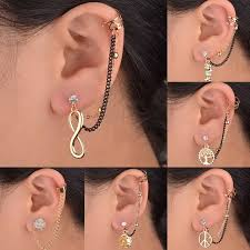 styles of earrings earing trend styles of fashion earrings every college student24