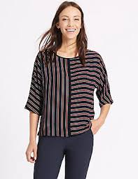 womens shirts ladies casual u0026 chiffon blouses m u0026s