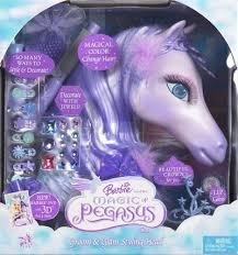 barbie magic pegasus styling head amazon uk toys