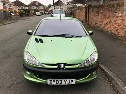 used peugeot convertible cars for sale in hampshire gumtree