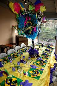 mardi gras table decorations mardi gras party decorations decorating of party