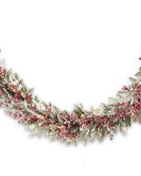 berry frosted fraser fir balsam hill