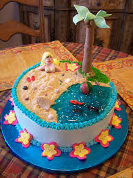 beach birthday cake images tidal treasures