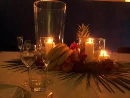 cena al lume di candela cena a lume di candela foto di meditur carovigno