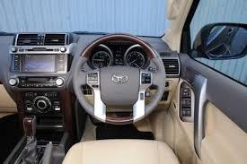 Toyota Land Cruiser Interior Toyota Land Cruiser Review Auto Express